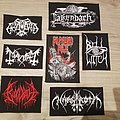 Black and Brutal Death Metal Patches