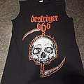 Deströyer 666 - Skull/Wildfire Shirt