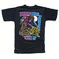 80s Vintage 1986 Monsters of Rock Ozzy Ozbourne Scorpions Motorhead T Shirt