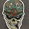 S.O.D. - Other Collectable - S.O.D. Sergeant D. Sticker