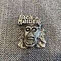 Iron Maiden - Iron Maiden Vlntage Pin Pin / Badge