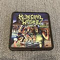 Municipal Waste - The Art Of Partying Printed Patch