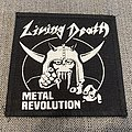 Living Death - Metal Revolution Printed Patch