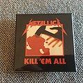 Metallica - Kill 'Em All Pin/Badge