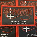 Possessed - Patch - Possessed - Revelations Of Oblivion Woven Mini Patch (Approved By Jeff Becerra)