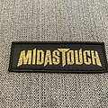 Midas Touch Official Woven Logo Patch