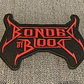 Bonded By Blood Embroidered Logo Patch