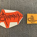 Animosity Original Promotional Stickers Other Collectable