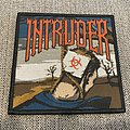 Intruder - Live To Die Official Woven Patch