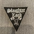 Slaughter Lord - Patch - Slaughter Lord Woven Triangle Patch