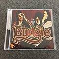 The Best Of Budgie CD Tape / Vinyl / CD / Recording etc