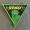 Randy Woven Triangle Patch