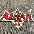 Altar DIY Logo Patch