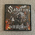 Sabaton - Patch - Sabaton - The Last Stand Official Woven Patch