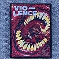 Vio-Lence - Patch - Vio-Lence - Eternal Nightmare Woven Patch