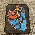 Slayer - Spill The Blood Official Original Printed Patch