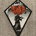 Darkified - A Dance On The Grave Official Woven Patch