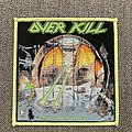 Overkill - Patch - Overkill - Under The Influence Woven Patch