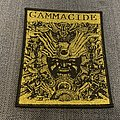 Gammacide - Gammacide Demo Woven Patch