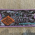 Mortuary - Blackened Images Official Woven Patch