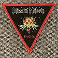 Infernal Majesty - None Shall Defy Woven Triangle Patch
