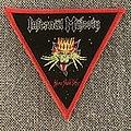 Infernal Majesty - Patch - Infernal Majesty - None Shall Defy Woven Triangle Patch