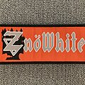 Znowhite - Patch - Znöwhite Woven Logo Patch