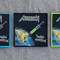 Affliction - Patch - Affliction - The Damnation Of Humanization Official Woven Patches