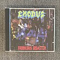 Exodus - Tape / Vinyl / CD / Recording etc - Exodus - Fabulous Disaster CD