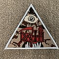 Death - Patch - Death - Symbolic Woven Triangle Patch