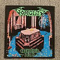 Gorguts - Patch - Gorguts - Considered Dead Woven Patch