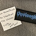 Onslaught - Patch - Onslaught For SilverAngel!