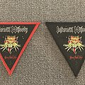 Infernal Majesty - Patch - Infernal Majesty - None Shall Defy Triangles (Both Borders)