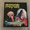 Silent Scream - From The Darkest Depths Of The Imagination Woven Patch