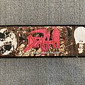 Death - Patch - Death - Individual Thought Patterns Woven Strip Patch