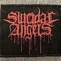 Suicidal Angels - Patch - Suicidal Angels Woven Logo Patch
