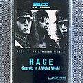 Rage - Tape / Vinyl / CD / Recording etc - Rage - Secrets In A Weird World Tape