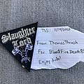 Slaughter Lord - Patch - Slaughter Lord for BloodFireDeath88!