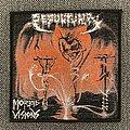 Sepultura - Patch - Sepultura - Morbid Visions Woven Patch