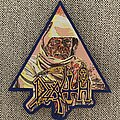 Death - Patch - Death - Leprosy Woven Shaped Patch