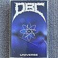 DBC - Tape / Vinyl / CD / Recording etc - DBC - Universe Tape