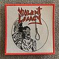 Violent Legacy - Patch - Violent Legacy Official Woven Patch