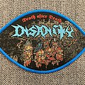 Insanity - Patch - Insanity - Death After Death Official Woven Patch