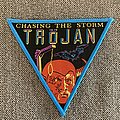 Tröjan - Chasing The Storm Woven Triangle Patch