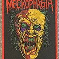 Necrophagia - Patch - Necrophagia Official Woven Patch