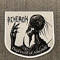 Acheron - Deprived Of Afterlife Official Woven Patch