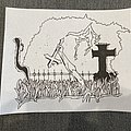 Iron Angel - Other Collectable - Iron Angel - Legions Of Evil Drawing