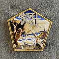 Angel Dust - Patch - Angel Dust - Into The Dark Past Woven Patch