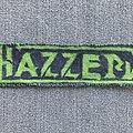 Hazzerd - Patch - Hazzerd D.I.Y. Logo Patch