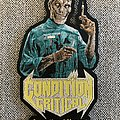 Condition Critical - Operational Hazard Official Woven Patches